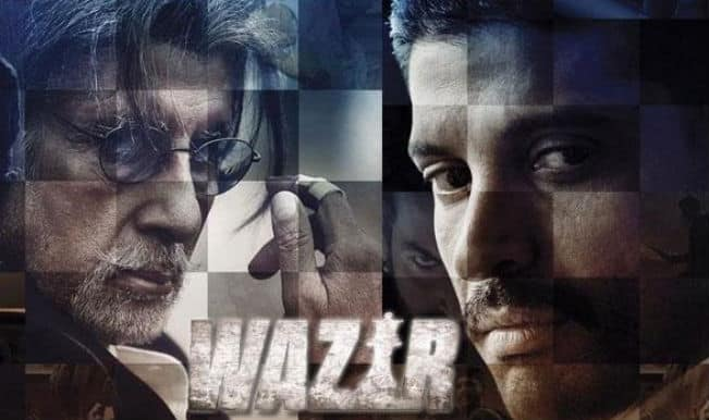 Amitabh Bachchan and Farhan Akhtar starrer Wazir to release on December