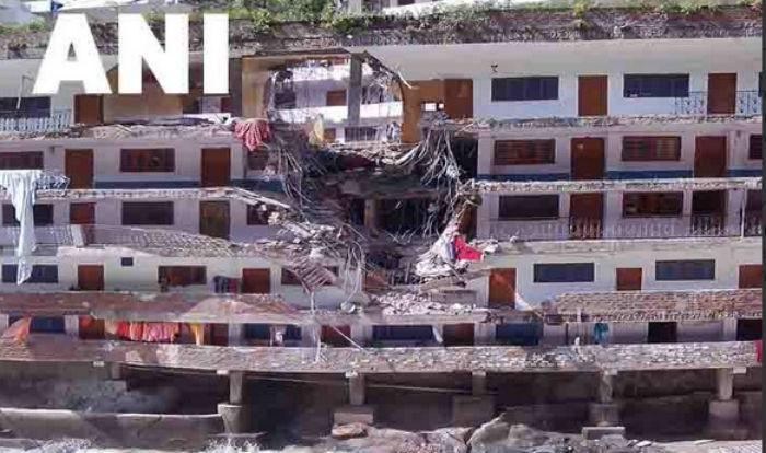 Himachal Pradesh Landslide: 10 dead, many feared trapped under Gurdwara Manikaran Sahib
