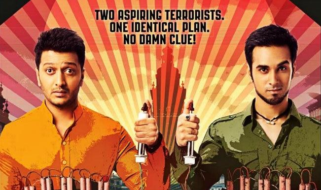 Bangistan movie review: फ़िल्म में रस्सी बम जितना भी दम नहीं है