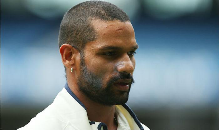 Shikhar Dhawan ruled out of Sri Lanka Test series due to wrist injury