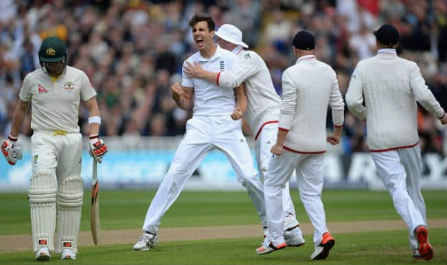 England vs Australia, Ashes 2015, 4th Test Day 1 Free Live Streaming of ENG vs AUS 4th Test on Sky Sports & Starsports.com