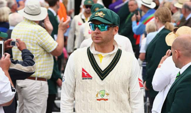 Michael Clarke set to retire from Test cricket after Ashes 2015: Reports