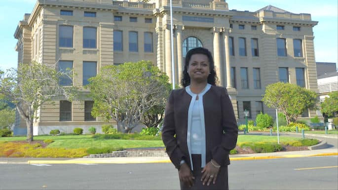 Washington Attorney Could Be First Indian-American Female Mayor