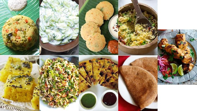 9 Healthy Low-Calorie Indian Snacks