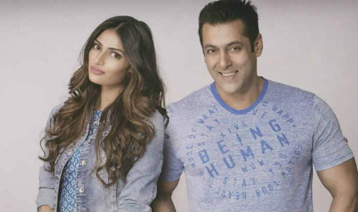 Image result for athiya shetty and salman khan