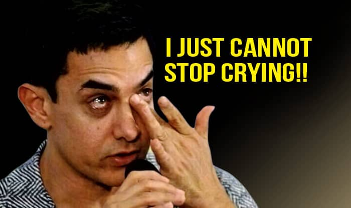 Aamir Khan is trending and how! Twitterati laughs as Aamir cries after watching Katti Batti