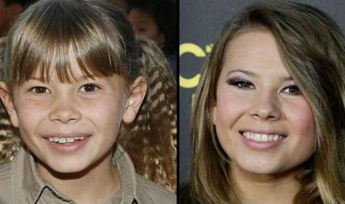 Steve Irwin's daughter Bindi Irwin competing on Dancing With The Stars