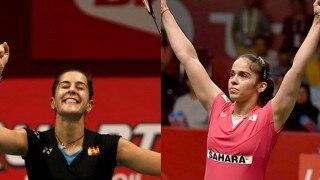 Saina Nehwal vs Carolina Marin, Live Score Updates of BWF World Badminton Championships 2015 Final: Saina loses to Carolina Marin