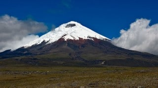 Ecuador villages evacuated as Cotopaxi volcano rumbles to life