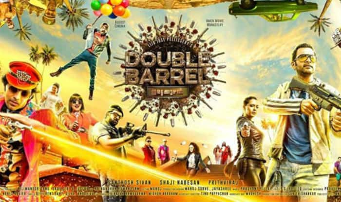 Double Barrel Trailer: This ensemble starring Prithviraj has the promise of a classic in the making