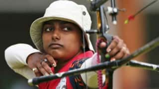 Deepika Kumari matches world record at Archery World Cup