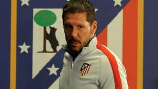 Atletico Madrid Coach Diego Simeone Apologises For Controversial Celebration Against Juventus