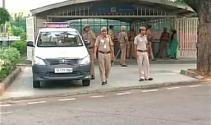 High security in Delhi ahead on Independence Day