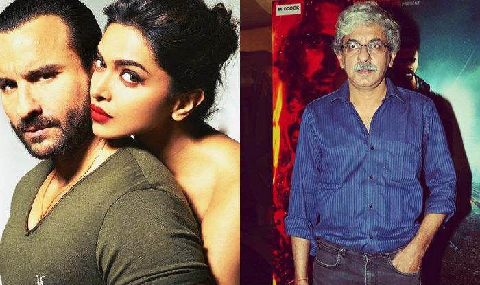 Saif Ali Khan to romance Deepika Padukone in Sriram Raghavan's next?