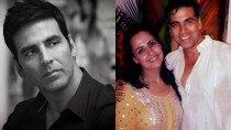 OMG! Akshay Kumar slapped by sister Alka Bhatia on Raksha Bandhan