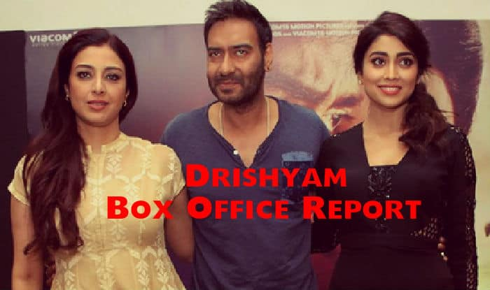Drishyam box office report: Ajay Devgn and Tabu starrer mints Rs 68.68 crore in 3 weeks