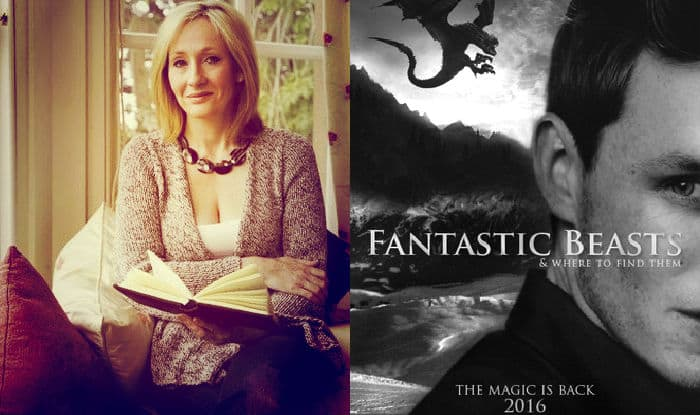 J K Rowling's Fantastic Beasts and Where to Find Them filming has begun