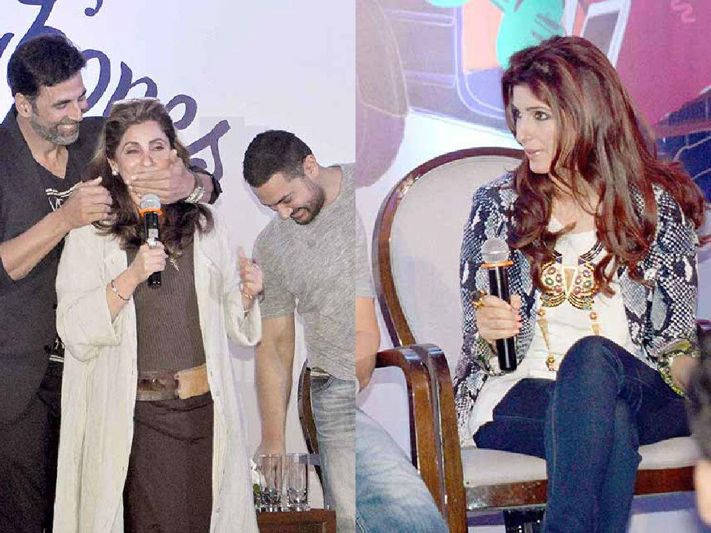 When Twinkle Khanna was insulted by Akshay Kumar, Aamir Khan & Karan Johar