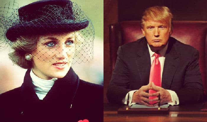 Princess Diana was Donald Trump's 'dream lady'