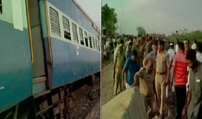 Bangalore Nanded Express Collides With Truck Railways Set Up
