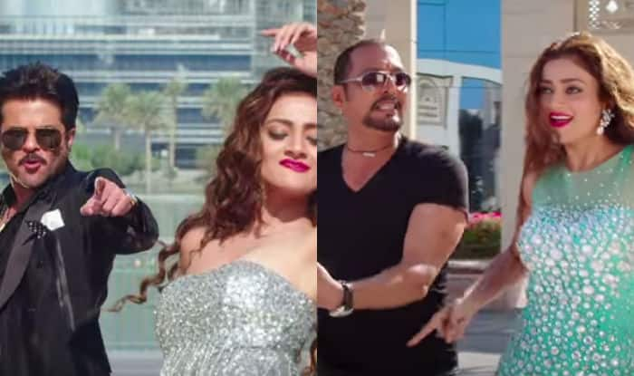 lady video song