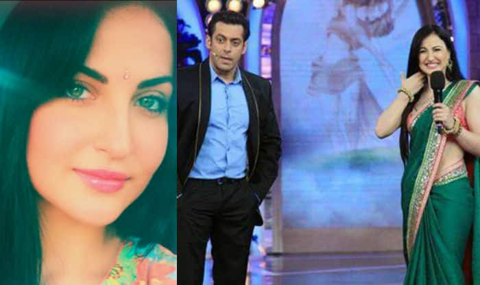 Film with Salman will happen at the right time: Elli Avram