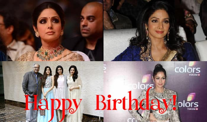 Happy Birthday Sridevi! 7 most iconic films of Bollywood's Chandini