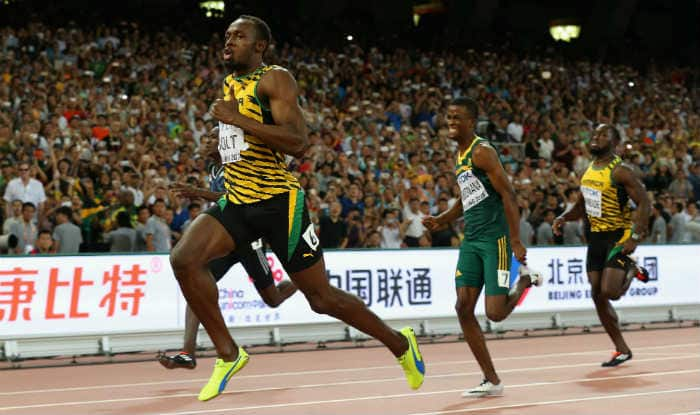Watch Usain Bolt win 200m IAAF World Championship – Full Video