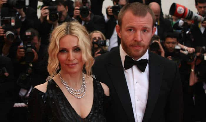 Madonna, Guy Ritchie unite for son's birthday