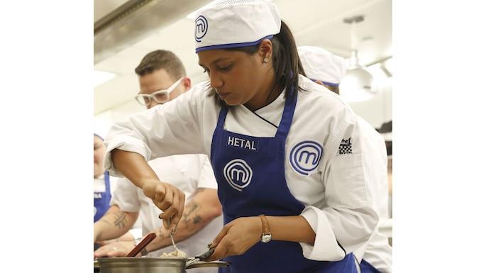 'Master Chef' Contestant Hetal Vasavada Hangs Up Her Apron
