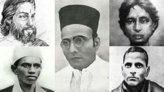 Over 300 rare photographs of freedom fighters on display