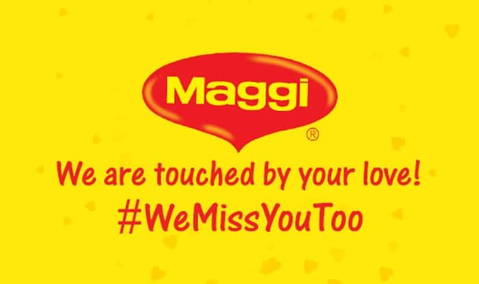 Maggi thanks fans for support through ban with new video! #WeMissYouToo