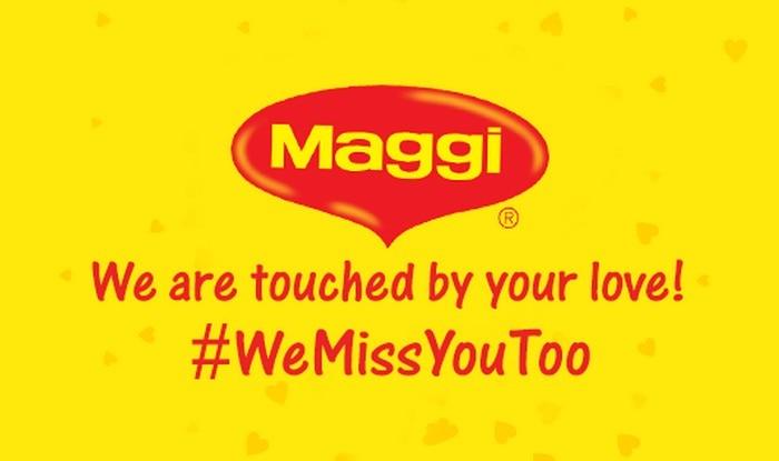 The Comeback Ad By MAGGI 4