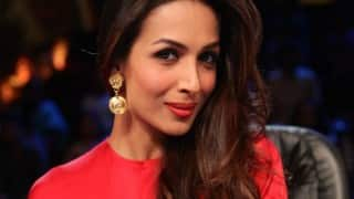Malaika Arora Khan entertained by Karan Johar's phone conversations