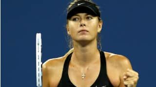 Maria Sharapova pulls out of Italian Open, Wimbledon participation in doubt