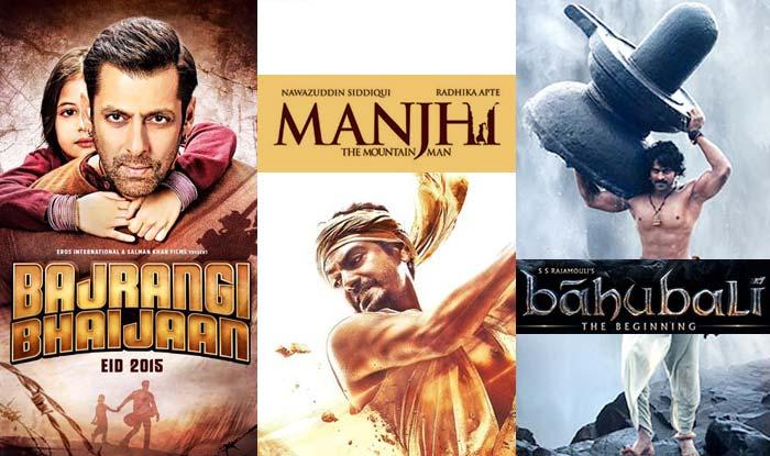 Bahubali vs Salman Khan's Bajrangi Bhaijaan vs Manjhi – The Mountain Man: Which movie should go to Oscars from India?