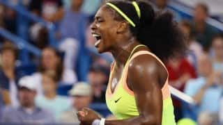 Serena Williams vs Simona Halep Live Score Updates - Serena Williams wins Cincinnati Open 2015 - as it happened