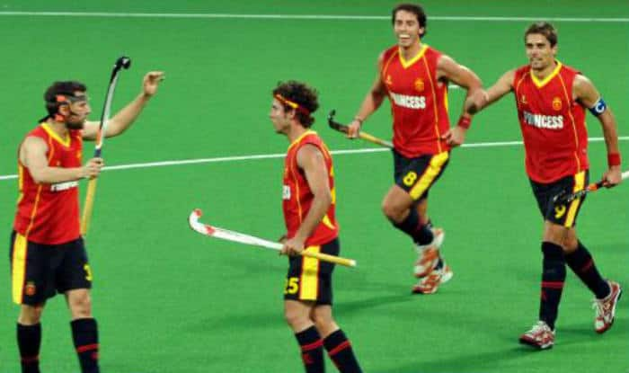 Spanish men's hockey team secures Rio 2016 Olympic Games berth