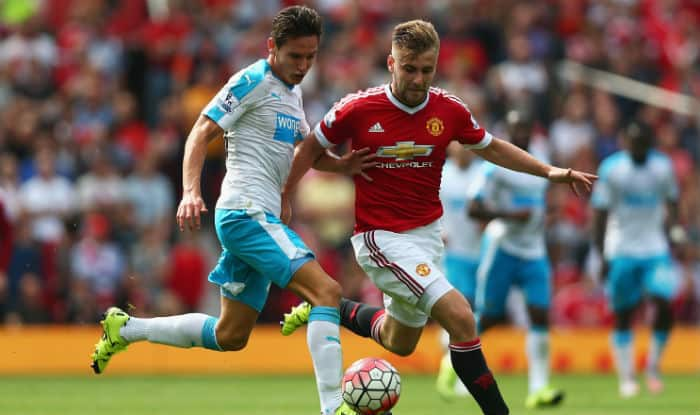 Manchester United held to a frustrating 0-0 draw by Newcastle United in Barclays Premier League (BPL) 2015-16