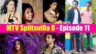 MTV Splitsvilla 8 – Episode 11: The villa gets New Queen; Time for Hips to Lips task
