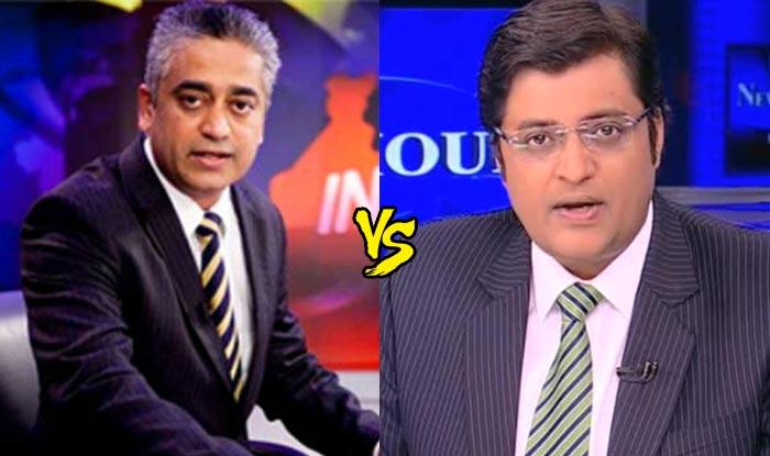 Rajdeep Sardesai Vs Arnab Goswami: What went wrong? (Watch video!)