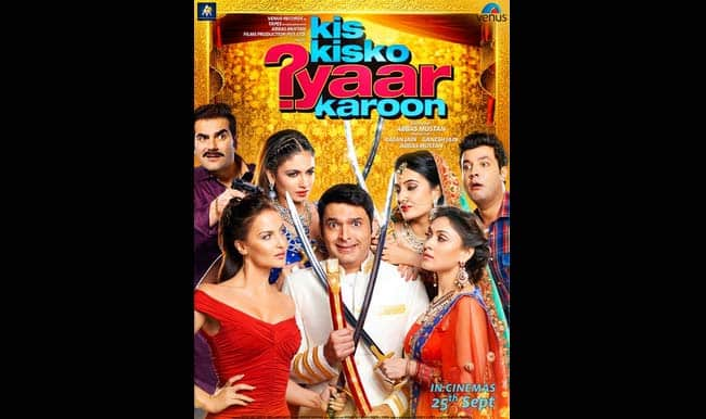 Kis Kisko Pyaar Karoon full movie english download