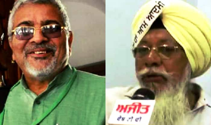 AAP suspends MPs Dharamavira Gandhi, Harinder Singh Khalsa for anti-party activities