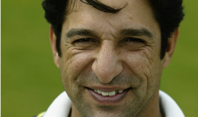 One held for firing at Wasim Akram's car