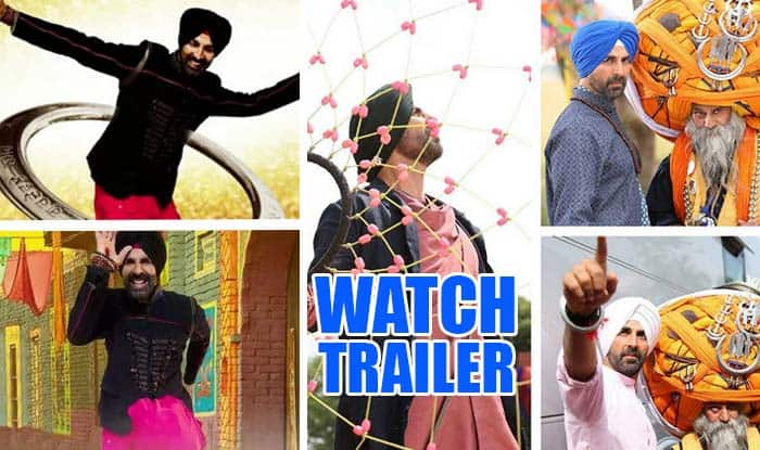 Singh Is Bliing trailer: A typical Akshay Kumar movie – high on action, drama & romance!