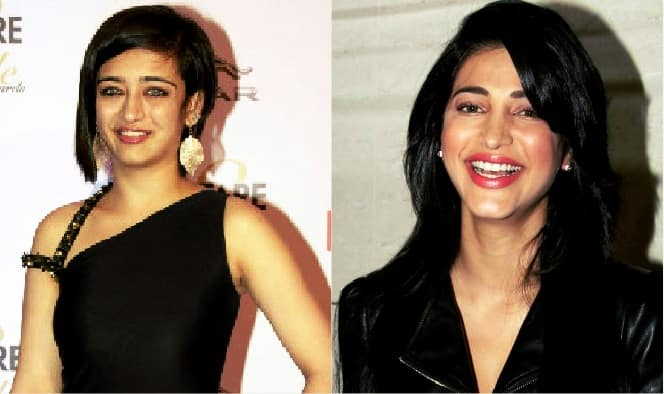 Would love to collaborate with Shruti: Akshara Haasan