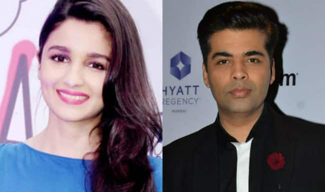 #ShaandaarTrailer: Karan Johar and Alia Bhatt begin count down ahead of trailer release!