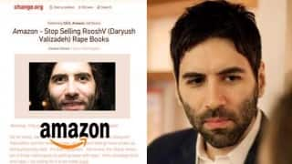 Amazon.com urged to stop selling Roosh V's rape books: Controversial blogger asked for rape to be legalised