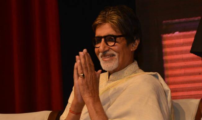 कादर खान की फिल्मों में वापसी : अमिताभ बच्चन