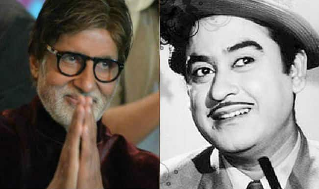 Kishore Kumar Birthday: Amitabh Bachchan pays tribute to the veteran actor!